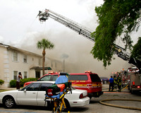 March 31st, Orlando Apartment Fire