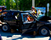 May 9th Auto Accident Entrapment WG