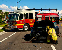 October 11th, Auto Accident Entrapment